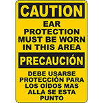 Hearing Protection Labels & Signs