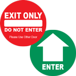 COVID-19 Basic Entry/Exit Kit