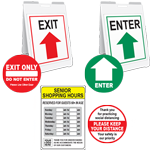 COVID-19 Deluxe Entry/Exit Kit