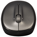 DuraLabel Toro Wireless Wheel Mouse