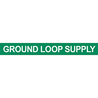 Ground Loop Supply Pipe Marker