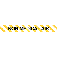 Non Medical Air Pipe Marker