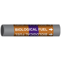 BIOLOGICAL FUEL Marine Pipe Marker