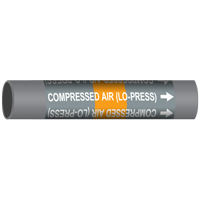 COMPRESSED AIR (LO-PRESS) Marine Pipe Marker
