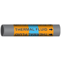 THERMAL FLUID Marine Pipe Marker