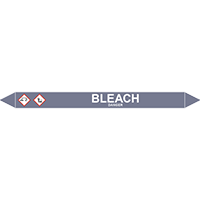 BLEACH European Pipe Marker