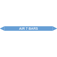 AIR 7 BARS European Pipe Marker