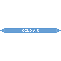 COLD AIR European Pipe Marker