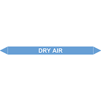 DRY AIR European Pipe Marker