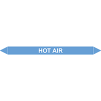 HOT AIR European Pipe Marker