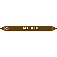 ALCOHOL European Pipe Marker