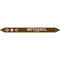 METHANOL European Pipe Marker