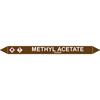 METHYL ACETATE European Pipe Marker