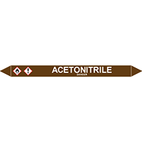 ACETONITRILE European Pipe Marker