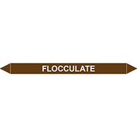 FLOCCULATE European Pipe Marker