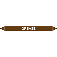 GREASE European Pipe Marker