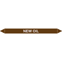 NEW OIL European Pipe Marker