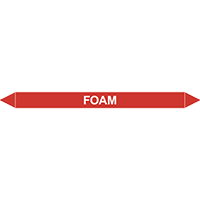 FOAM European Pipe Marker