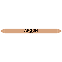 ARGON European Pipe Marker