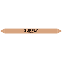 SUPPLY European Pipe Marker