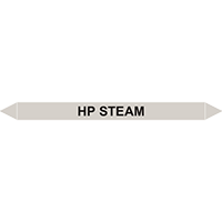 HP STEAM European Pipe Marker