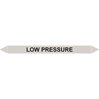 LOW PRESSURE European Pipe Marker