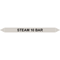 STEAM 10 BAR European Pipe Marker