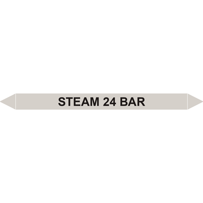 STEAM 24 BAR European Pipe Marker
