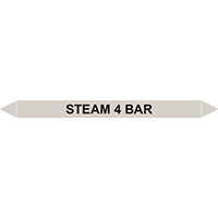 STEAM 4 BAR European Pipe Marker