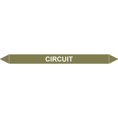 CIRCUIT European Pipe Marker