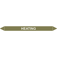 HEATING  European Pipe Marker