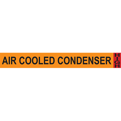 Air Cooled Condenser System Component Ammonia Marker