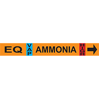 Equalizer Ammonia Pipe Markers