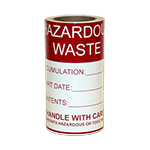 HazMat Waste Labels