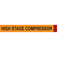 High Stage Compressor System Component Ammonia Marker