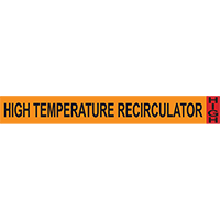 High Temperature Recirculator System Component Ammonia Marker