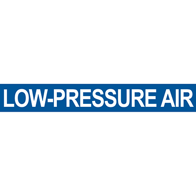 Low/Press Air Pipe Marker