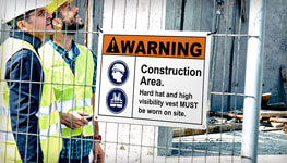 PPE Required Signs & Labels