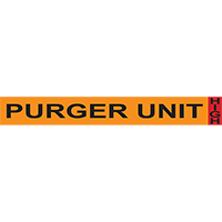 Purger Unit System Component Ammonia Marker