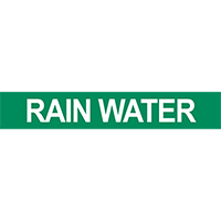 Rain Water Pipe Marker