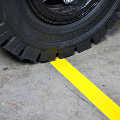 RIGID™ Aisle Marking Floor Tape