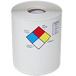Outdoor RTK Diamond Labels