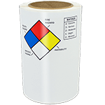 RTK Diamond Labels