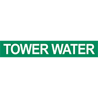 Tower Water Pipe Marker