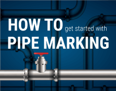 How to Get Started with Pipe Marking