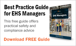 This free guide offers practical safety and compliance advice for EHS managers.