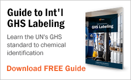 Learn the UN's GHS standard to chemical identification