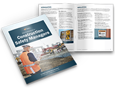 Construction Safety Managers