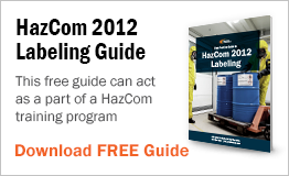 This free HazCom training program will help you and your team get up to speed!