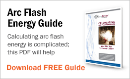 Calculating arc flash energy is complicated, this PDF will help